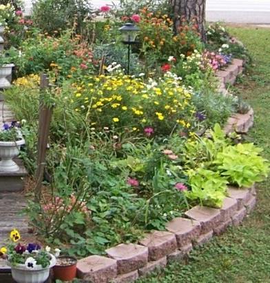 Installling and Maintaining a Perennial Garden